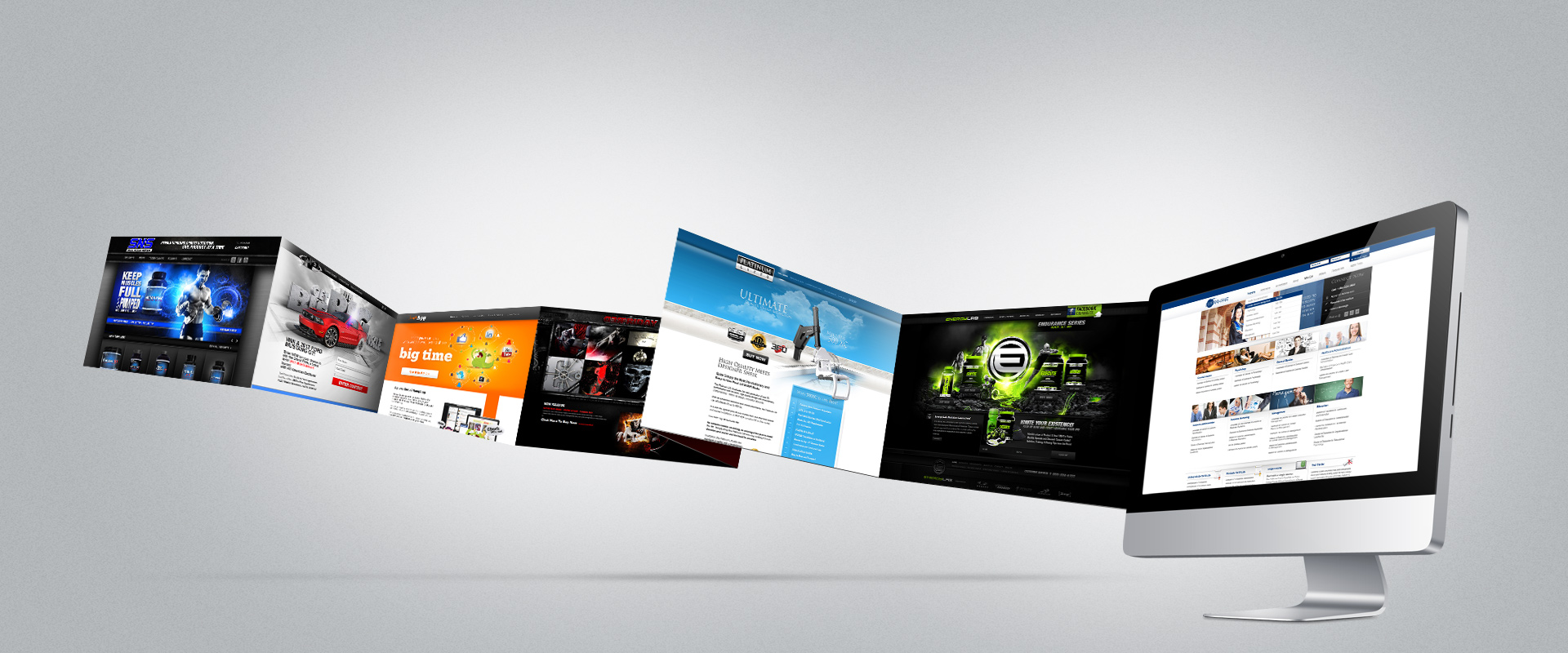 Web Design Scotland services in Glasgow